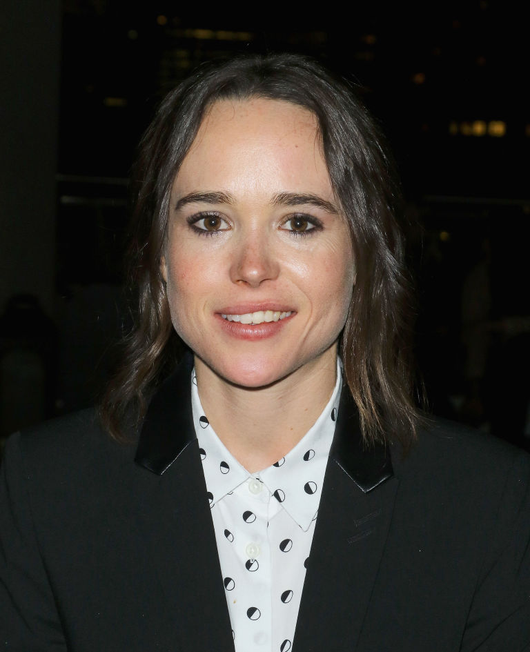 Ellen Page Vegan | Elle UK August 2016