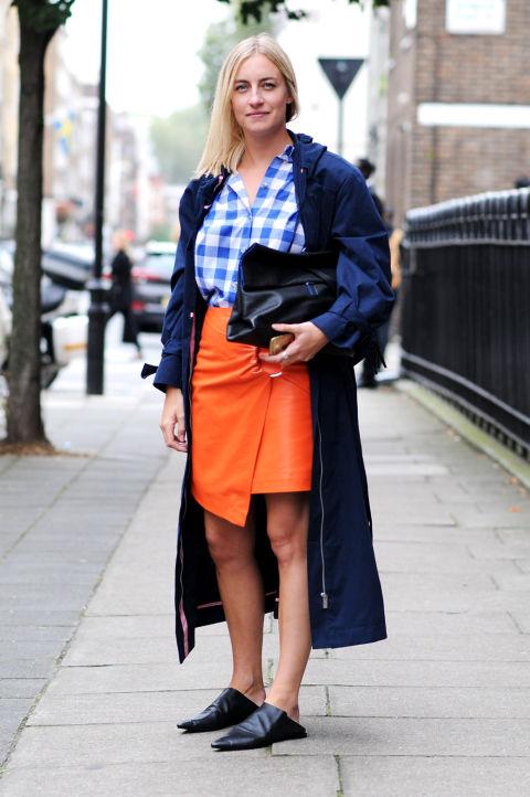 London Fashion Week Ss17 Street Style Day 2