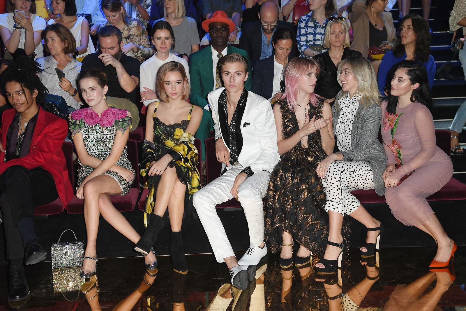 Milan Fashion Week: Dolce & Gabbana SS17
