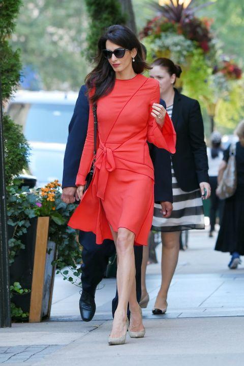 Amal Clooney's Style F...