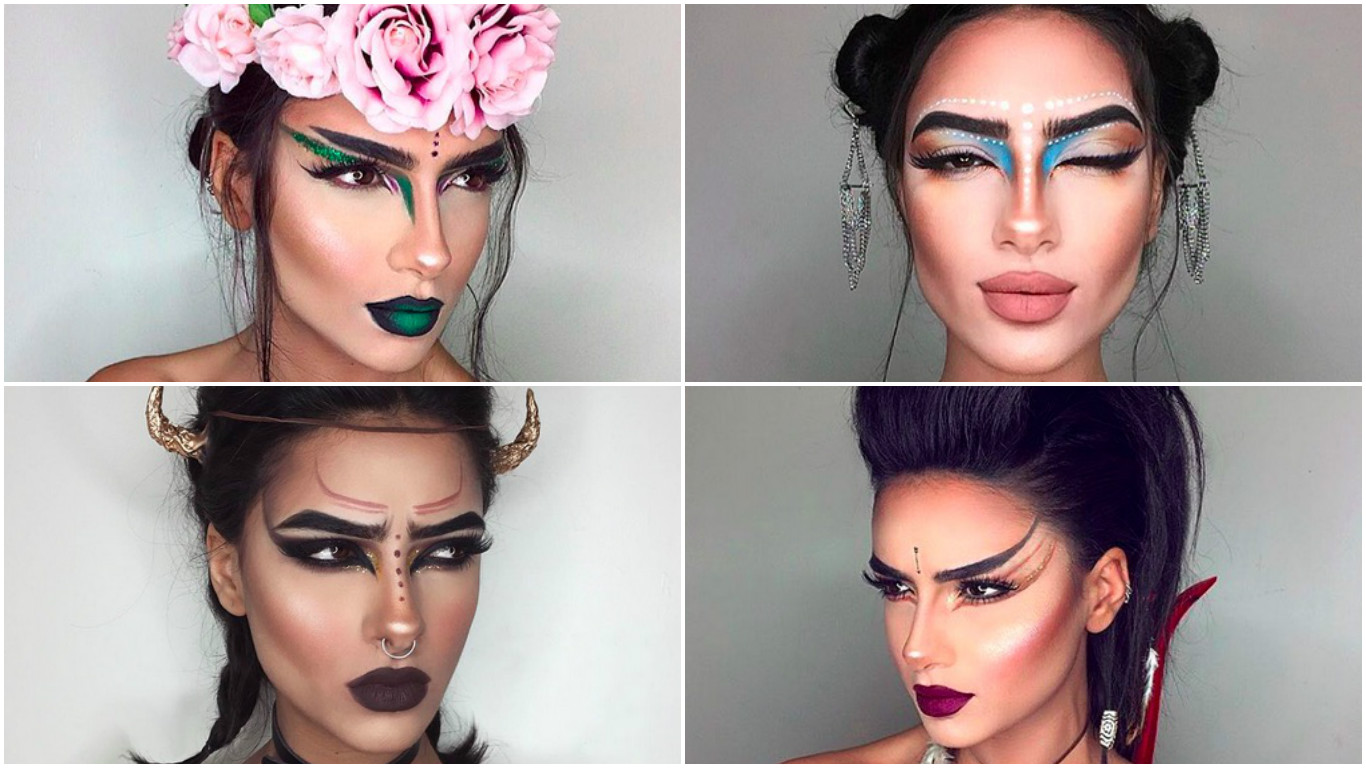 The Beauty Blogger Matching MakeUp Looks To Your Zodiac Sign - Hair colour zodiac