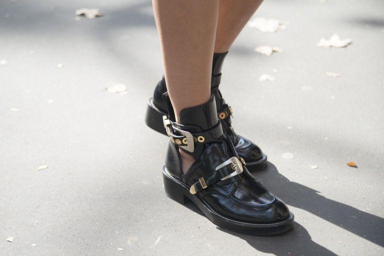 Balenciaga Centurion boots