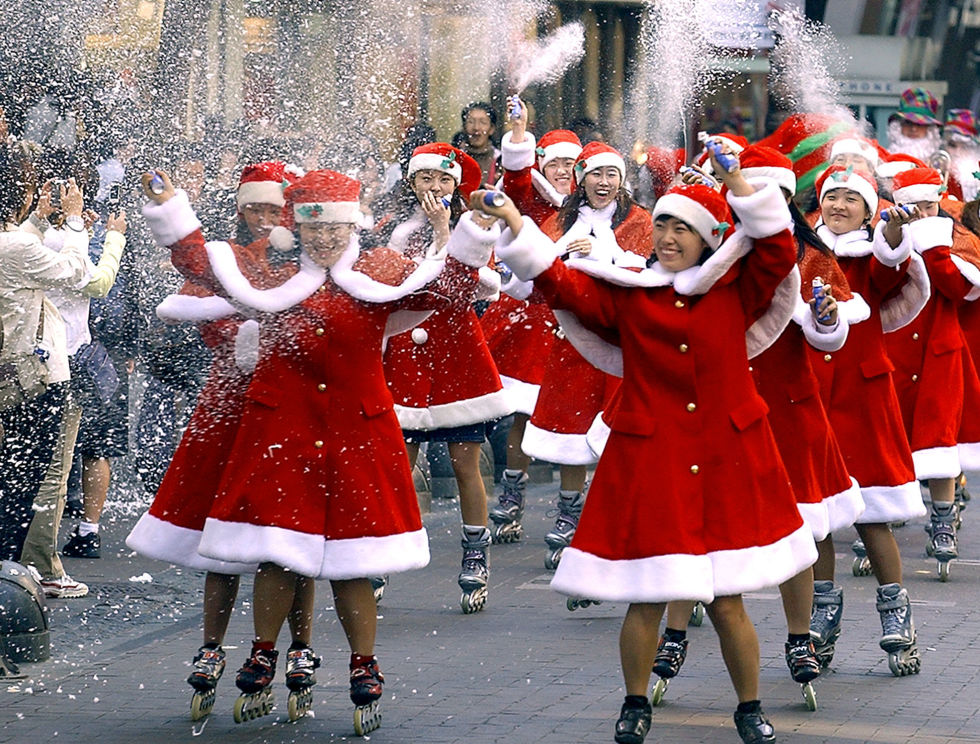 International Christmas Traditions We Need To Bring To The UK