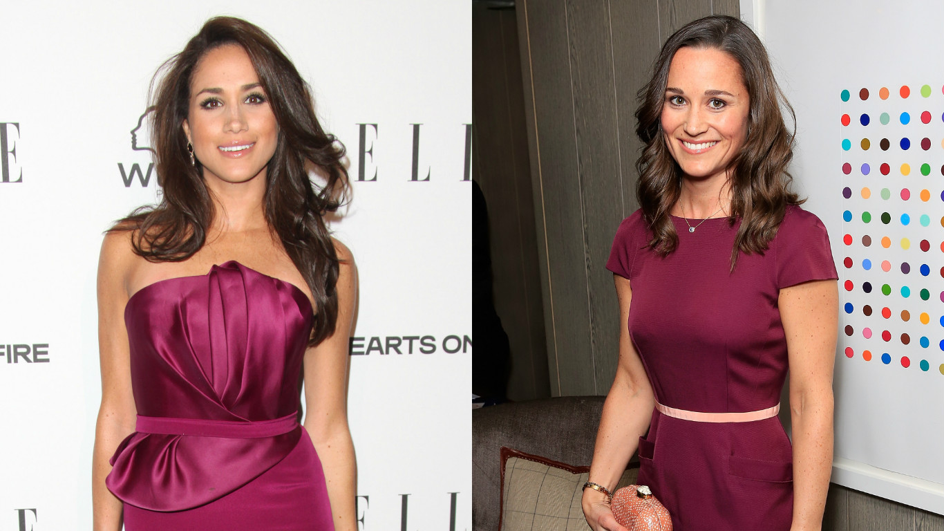 Meghan Markle 7 Times The Actress Looked Like Pippa Middleton