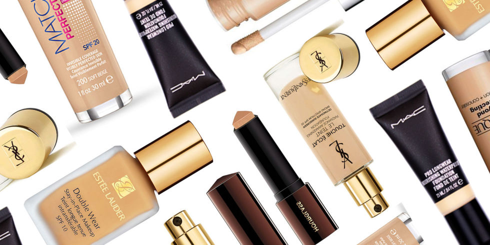 Full coverage foundations for 2016 and 2017