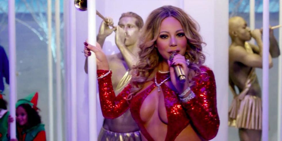 Mariah Carey Has Finally Released The Christmas 2016 Festive Music ...