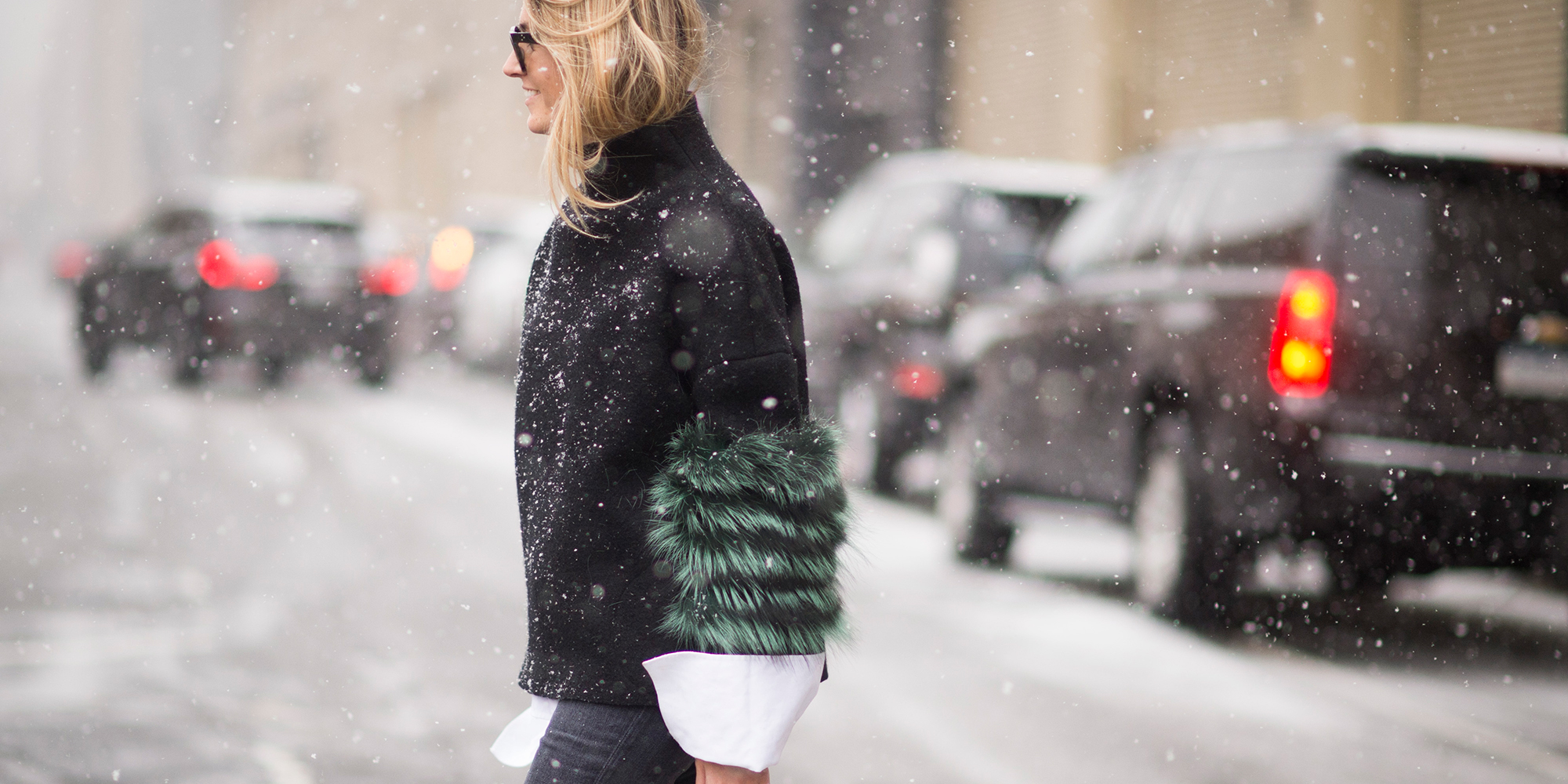 How To Dress For Cold Weather Street Style Inspiration