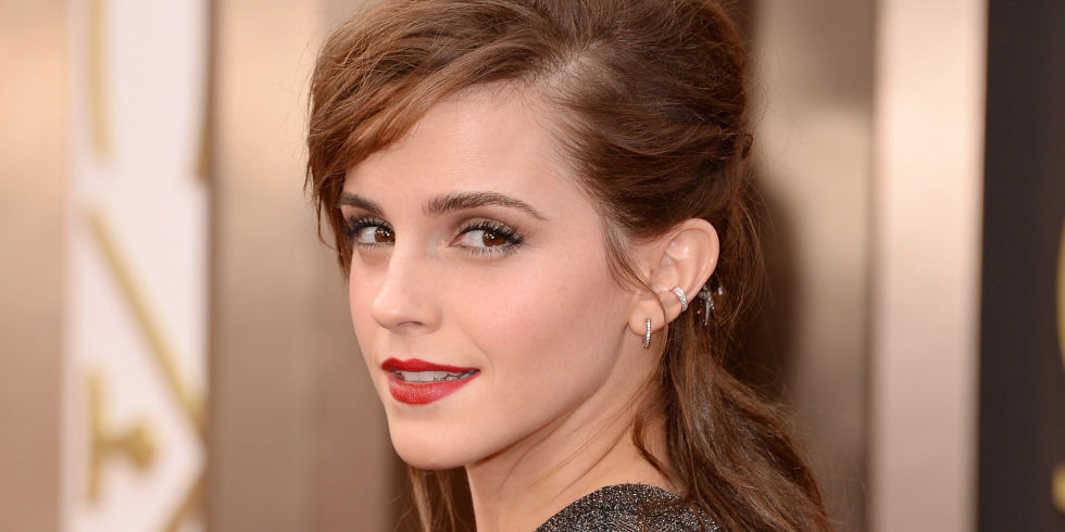 Emma Watson On Red Carpet