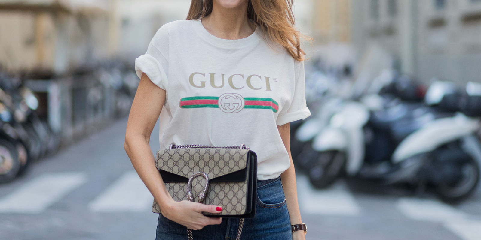 The Logo Tees That Are Flooding Your Instagram Feed