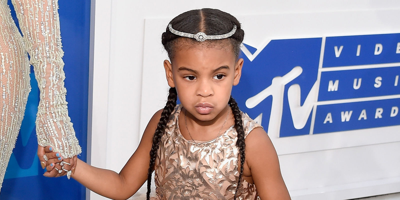 Blue Ivy Carter Is Launching A Beauty Line And She's Only Five
