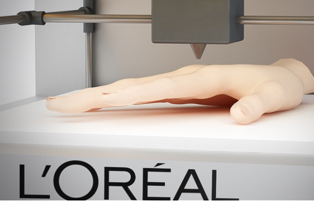 L'Oréal 3D Printing
