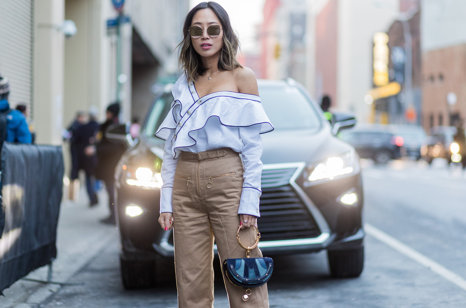 Aw17 Street Style Trends Street Style Trends 2017