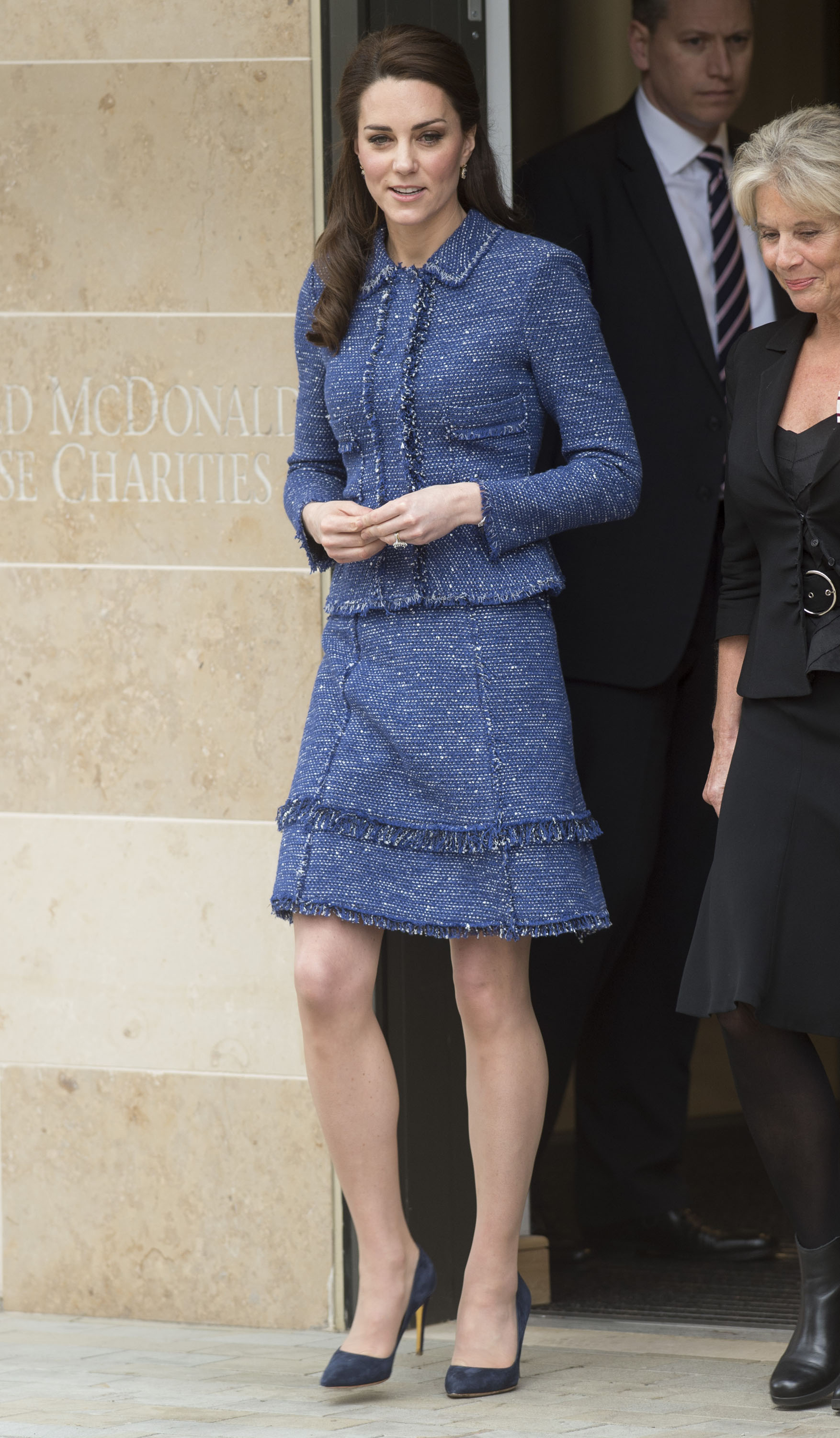 Alert: This Is the First Time Duchess Kate Has Worn Shorts