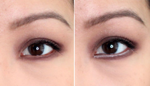 how to make small eyes look bigger with eyeliner