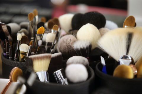 how to use makeup brushes  what are different makeup