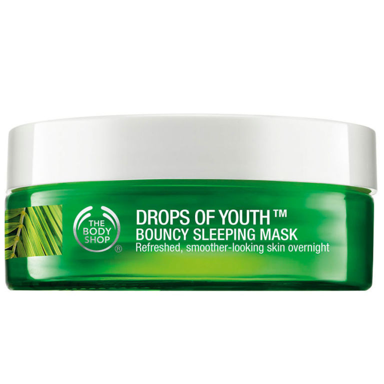 The Body Drops Of Youth Bouncy Shop Sleeping Mask Product Image