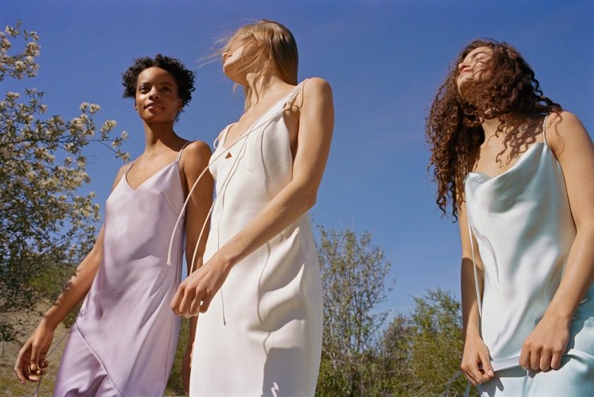 gallery topshop bridal collection