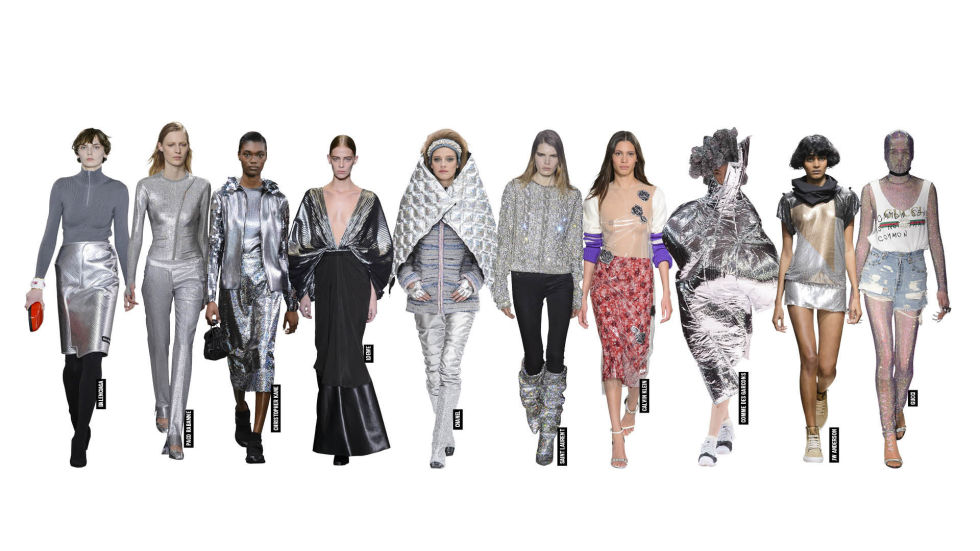 Image result for AW17 catwalk trends loewe