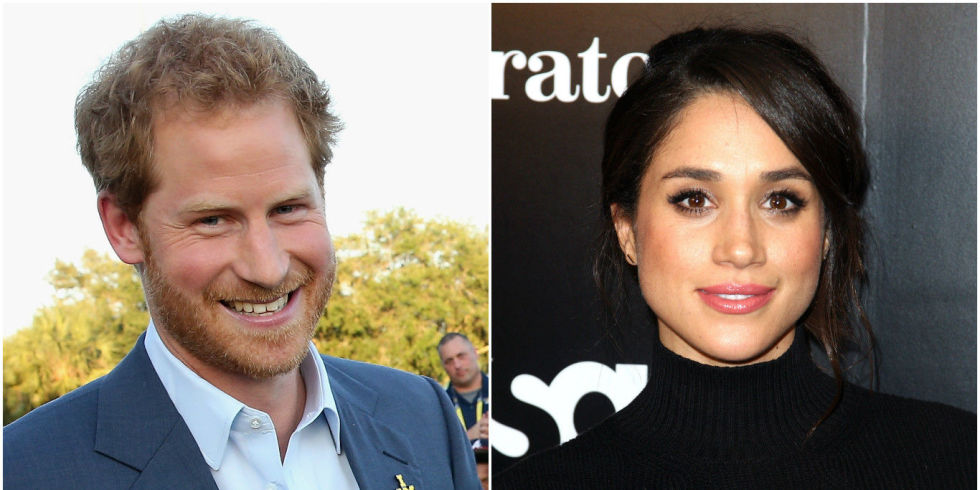 Image result for Meghan Markle is reportedly engaged and moving in with Prince Harry