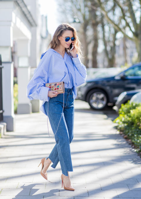 Street Style Inspiration For Spring 2017 Outfit Ideas