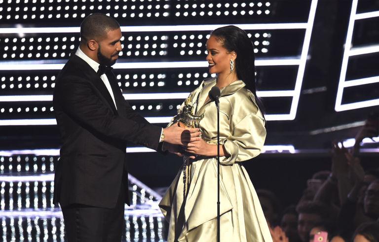 Drake and Rihanna | ELLE UK
