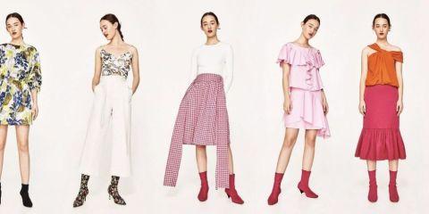 Zara clothing online store