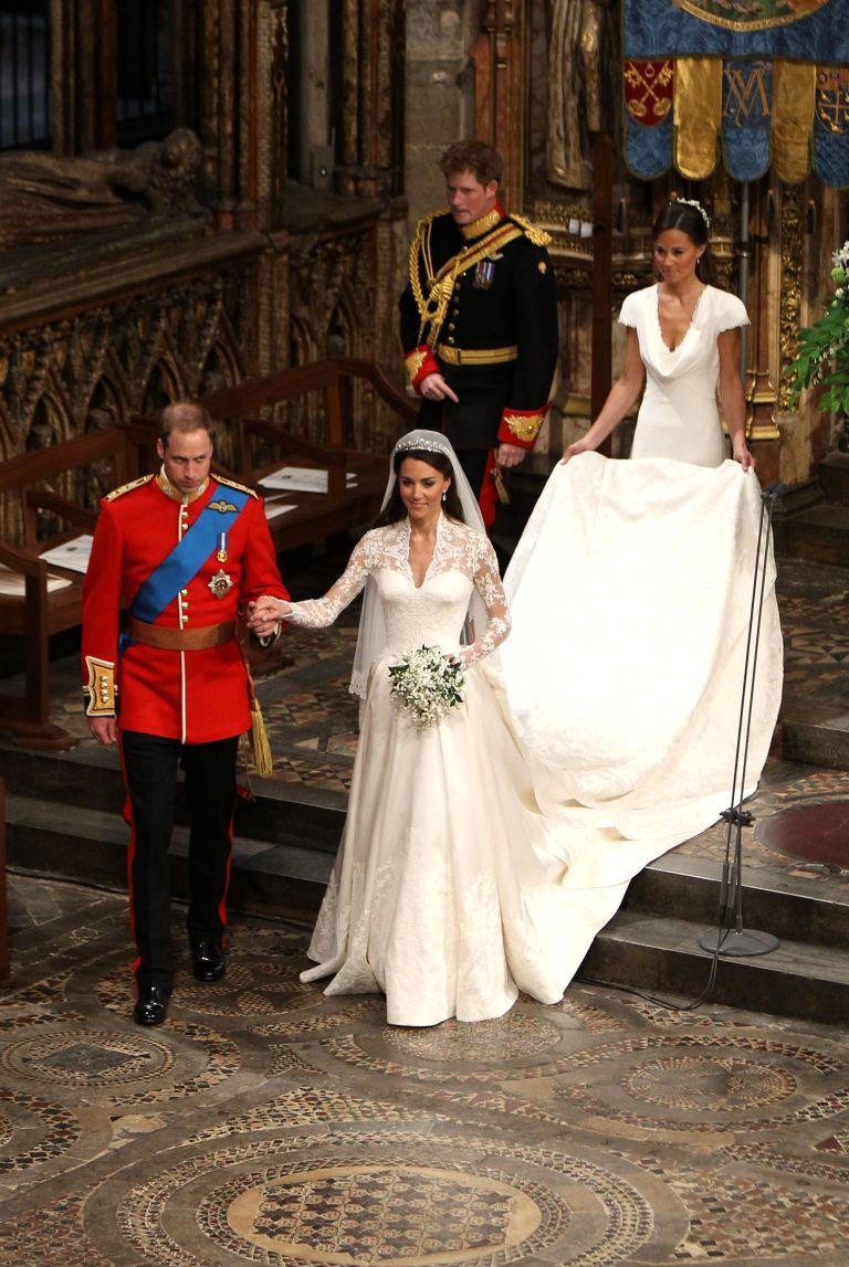 Royal Wedding Elle Uk