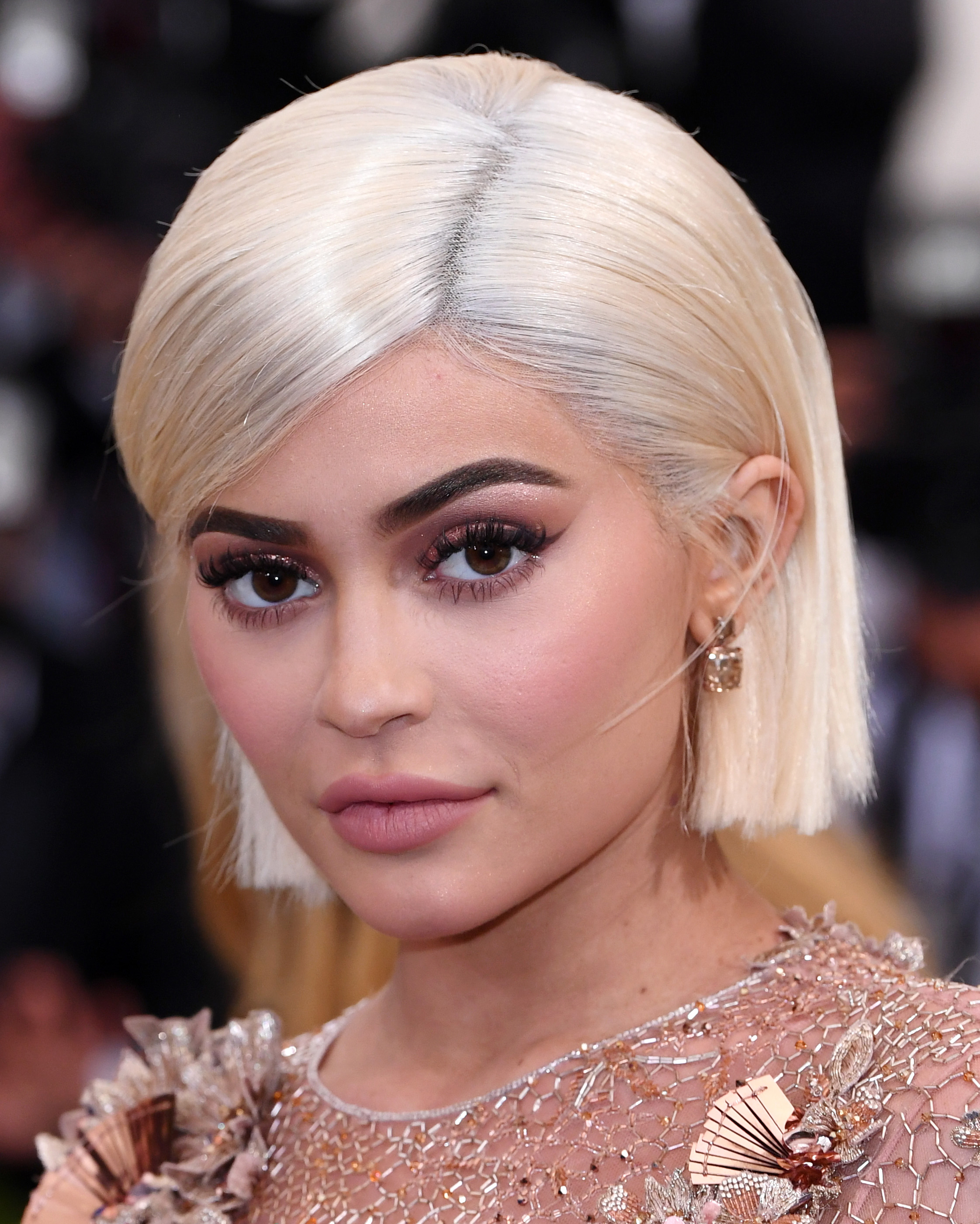 Platinum Blonde Hair Pictures Of Celebrities With White