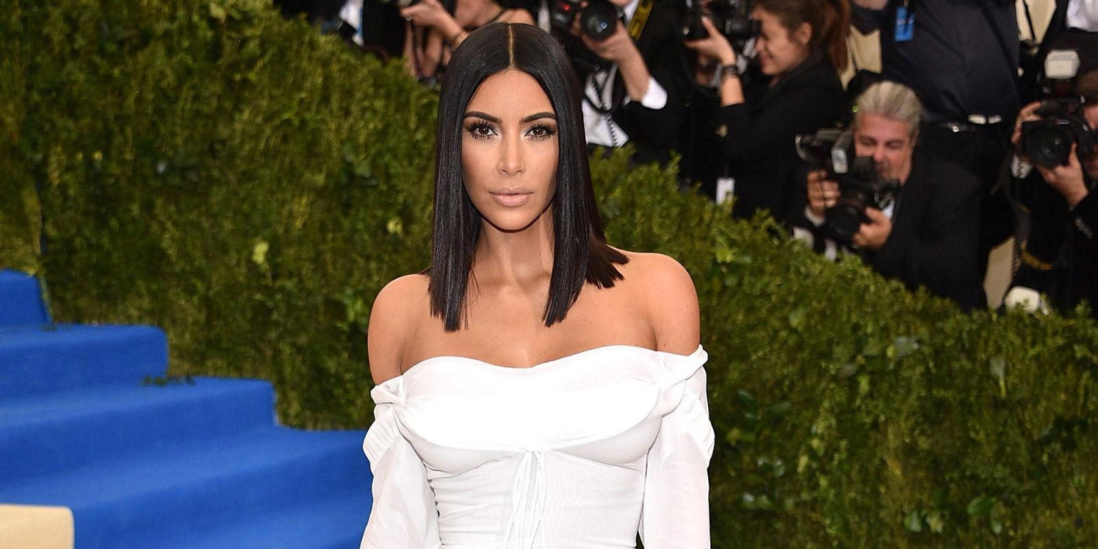 Kim Kardashian Attends 2017 Met Gala Without Kanye West