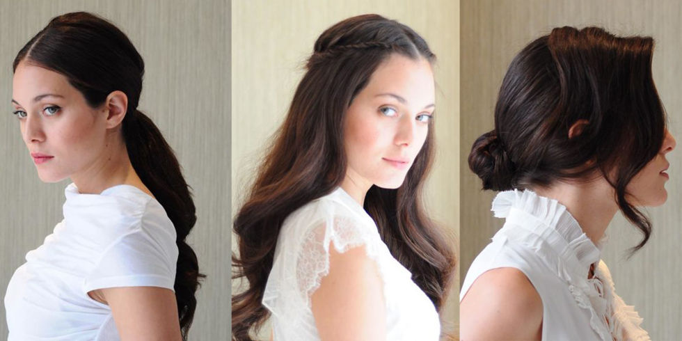 Wedding Hair How To Styles