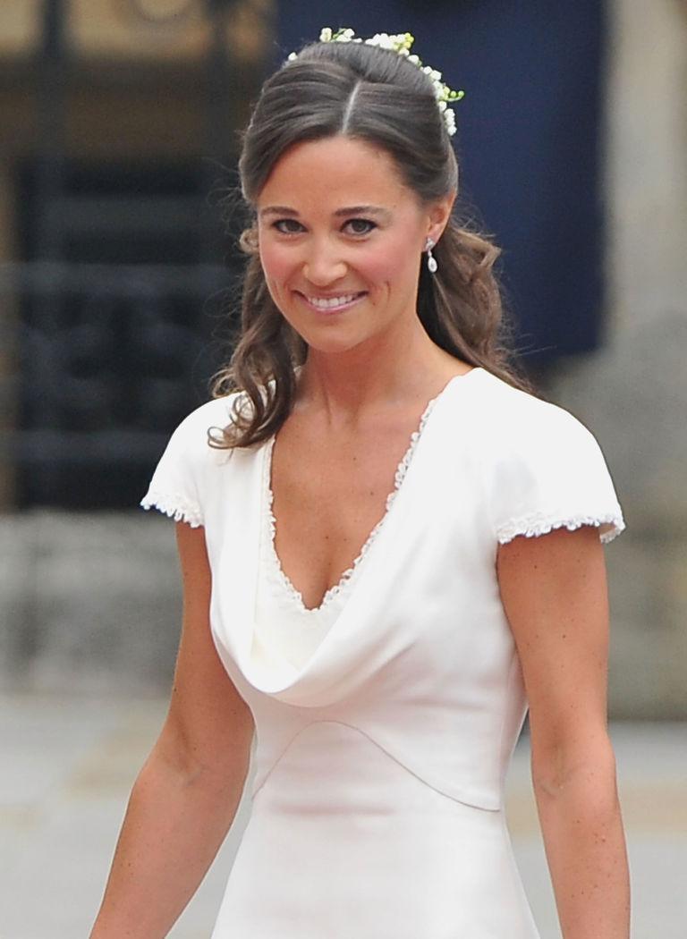 Pippa Middleton Earrings  Elle Uk