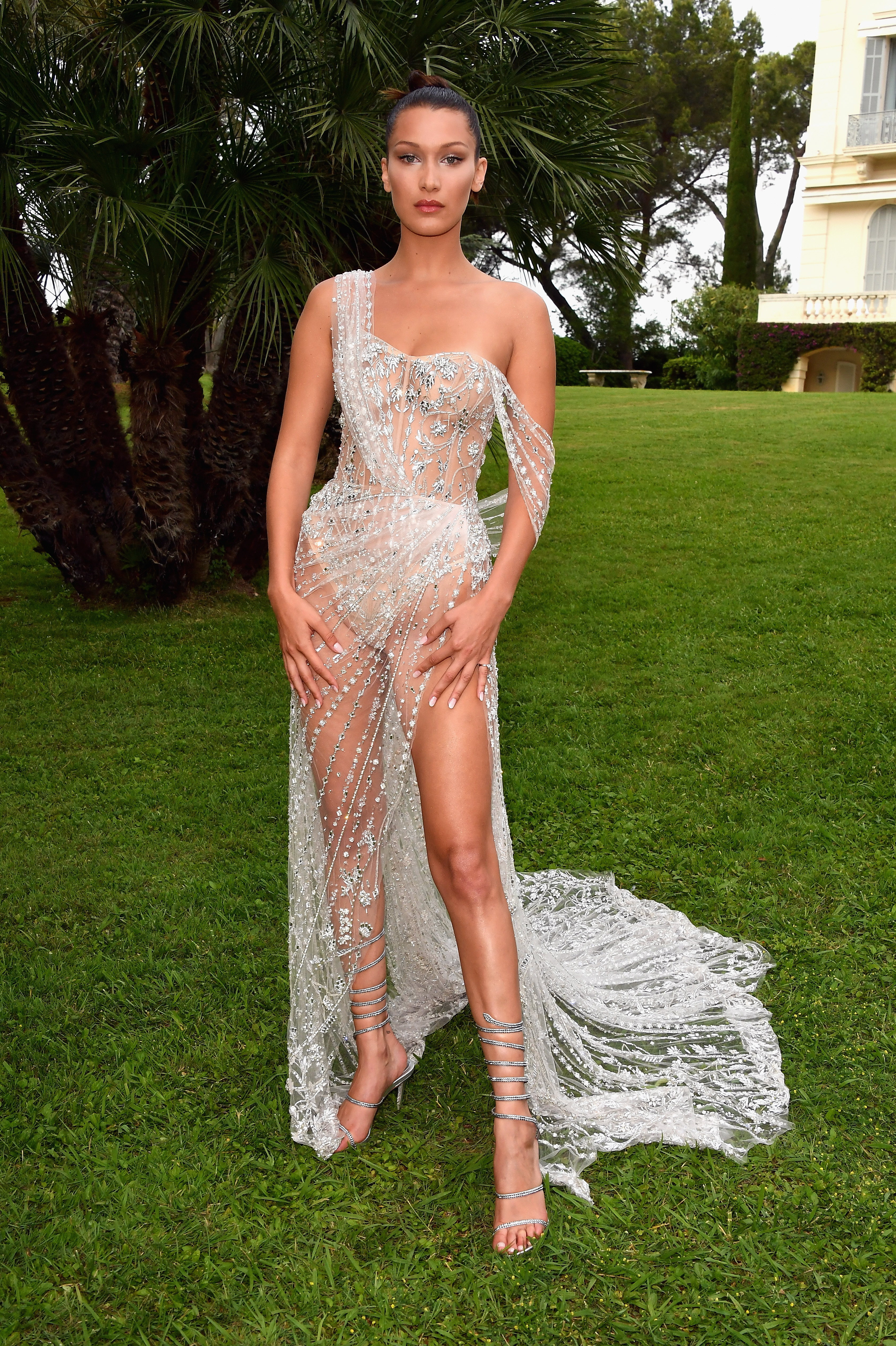 best dressed celebrities at the amfar gala 2017