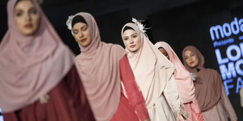 Mainstream Brands That Have Islamic Fashion Lines