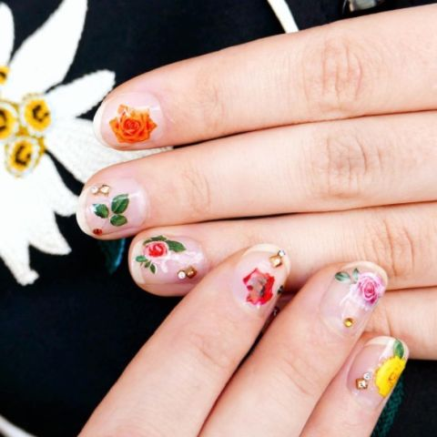 10 best summer nail art designs  cool manicure ideas for