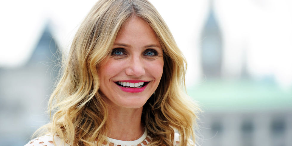Awesome Cameron Diaz Admits The Real Reason Why She Didnt Get Married Hairstyles For Women Draintrainus