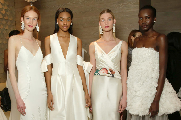 Wedding dresses | ELLE UK