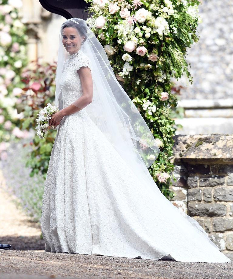 Pippa Middleton wedding | ELLE UK