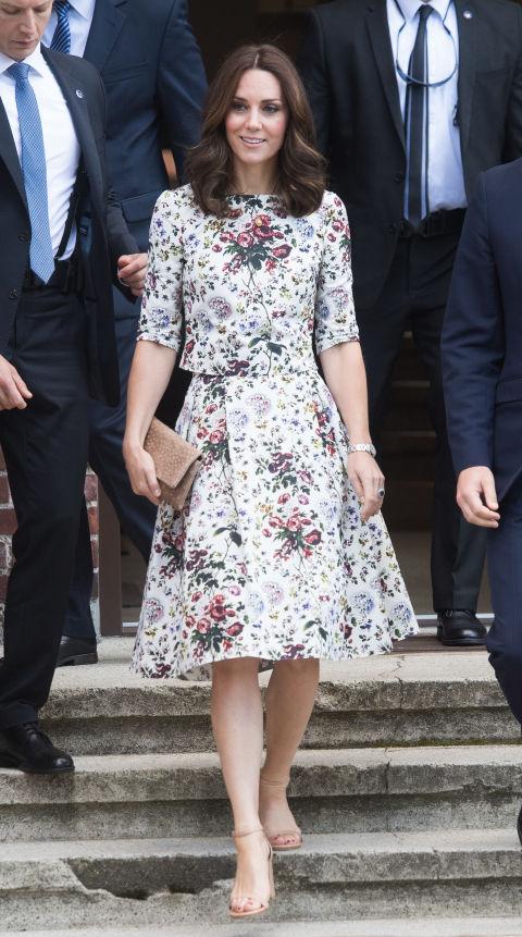 Kate Middleton Style File Best Outfits Dresses Elle Uk