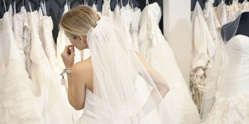 Women Are Offering Their Wedding Dresses To Brides After Famous Bridal Shop Goes Bankrupt