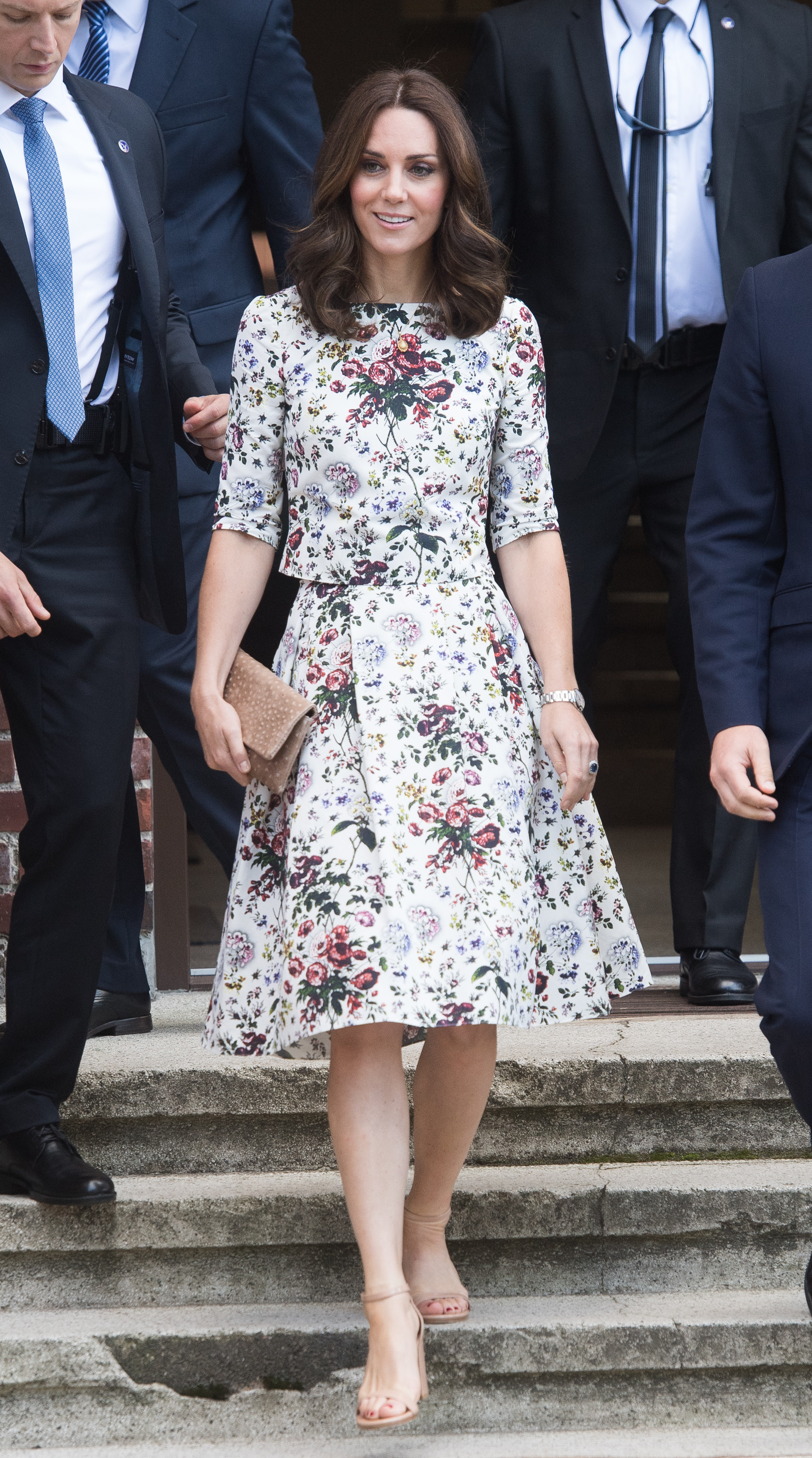 Kate Middleton Style File Best Outfits Dresses Elle Uk
