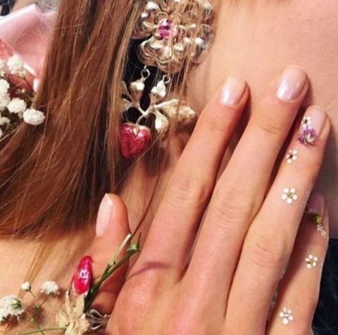 21 wedding nail art ideas best bridal nail designs for the wedding nail art designs prinsesfo Gallery
