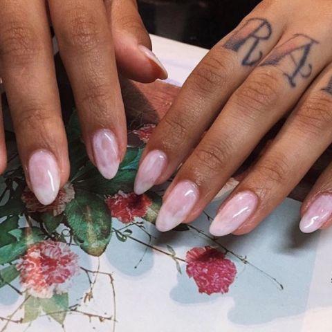21 wedding nail art ideas best bridal nail designs for the wedding nail art designs prinsesfo Image collections