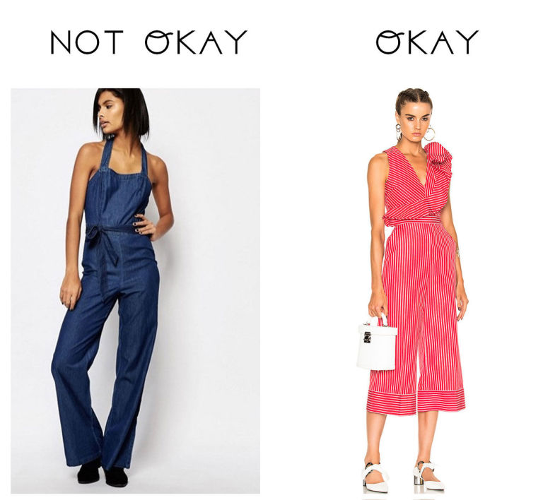 Denim Is Pretty Much On A Blanket Ban From Weddings Try Something In Chiffon Or Silk Instead