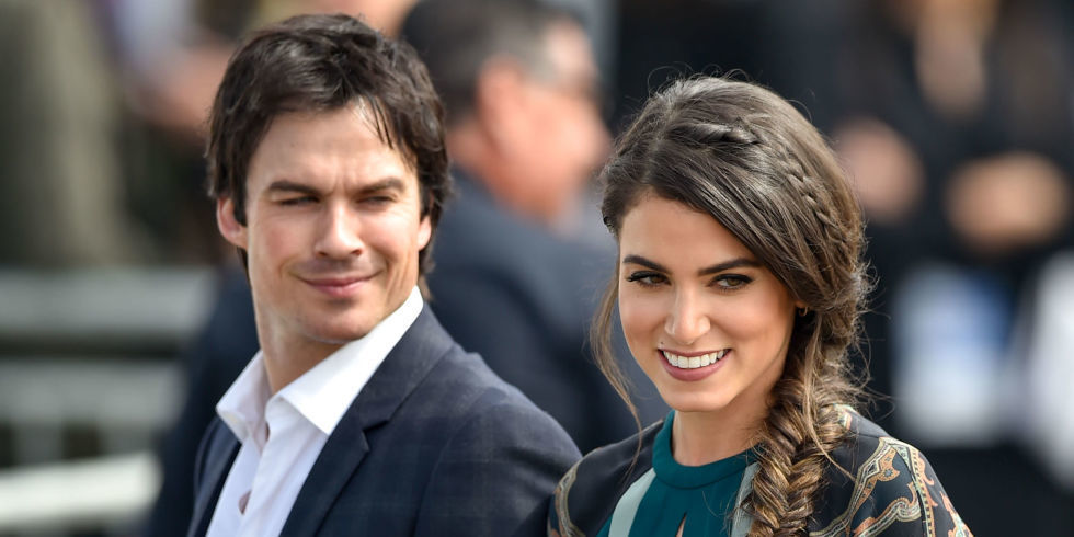 Nikki Reed And Ian Somerhalder Are Officially Parents To A Baby Girl—and Her Name Is Uniquely Beautiful
