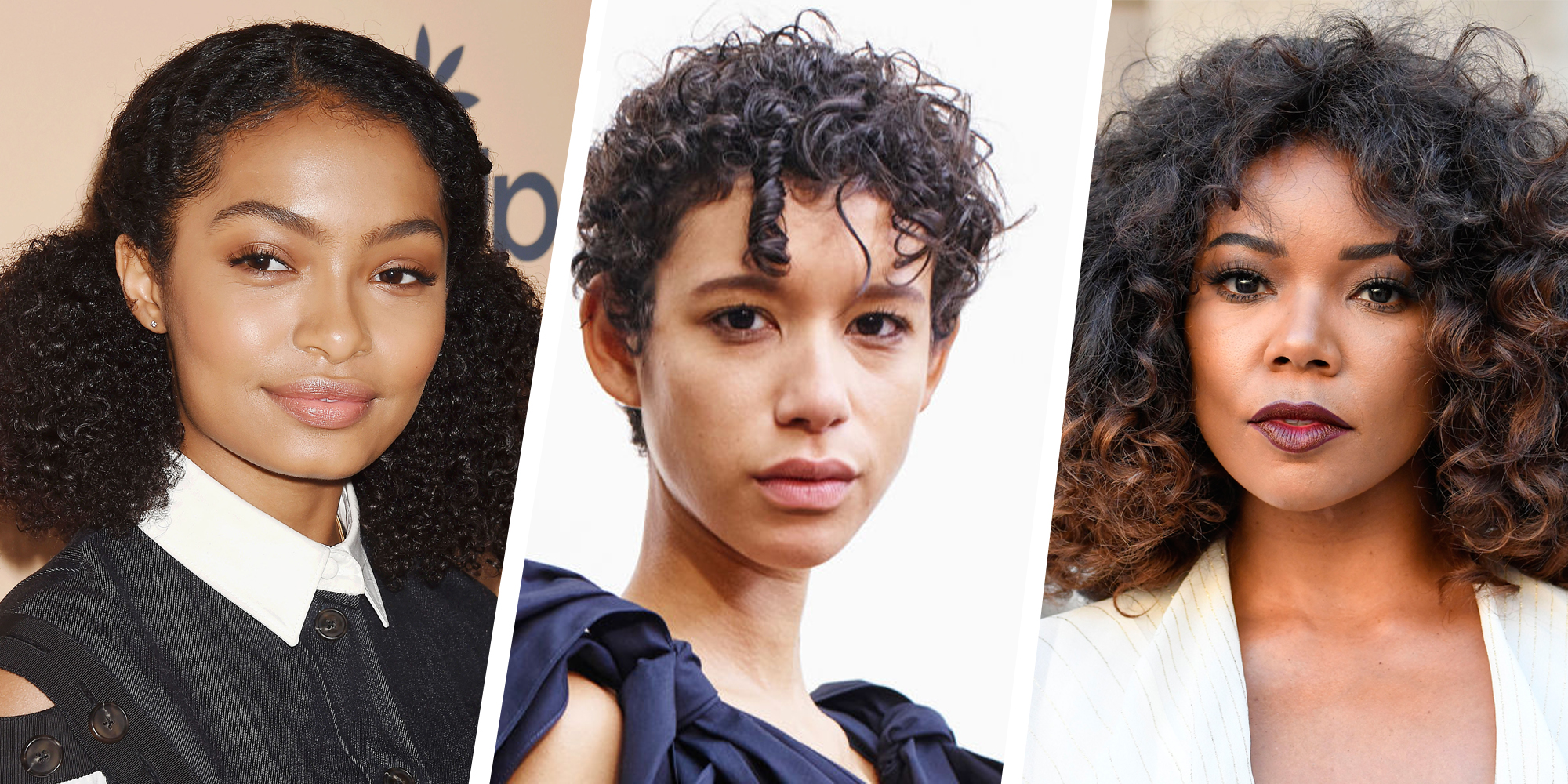 Quick Hairstyles For Short Curly Hair: How To Style Long, Medium, Or