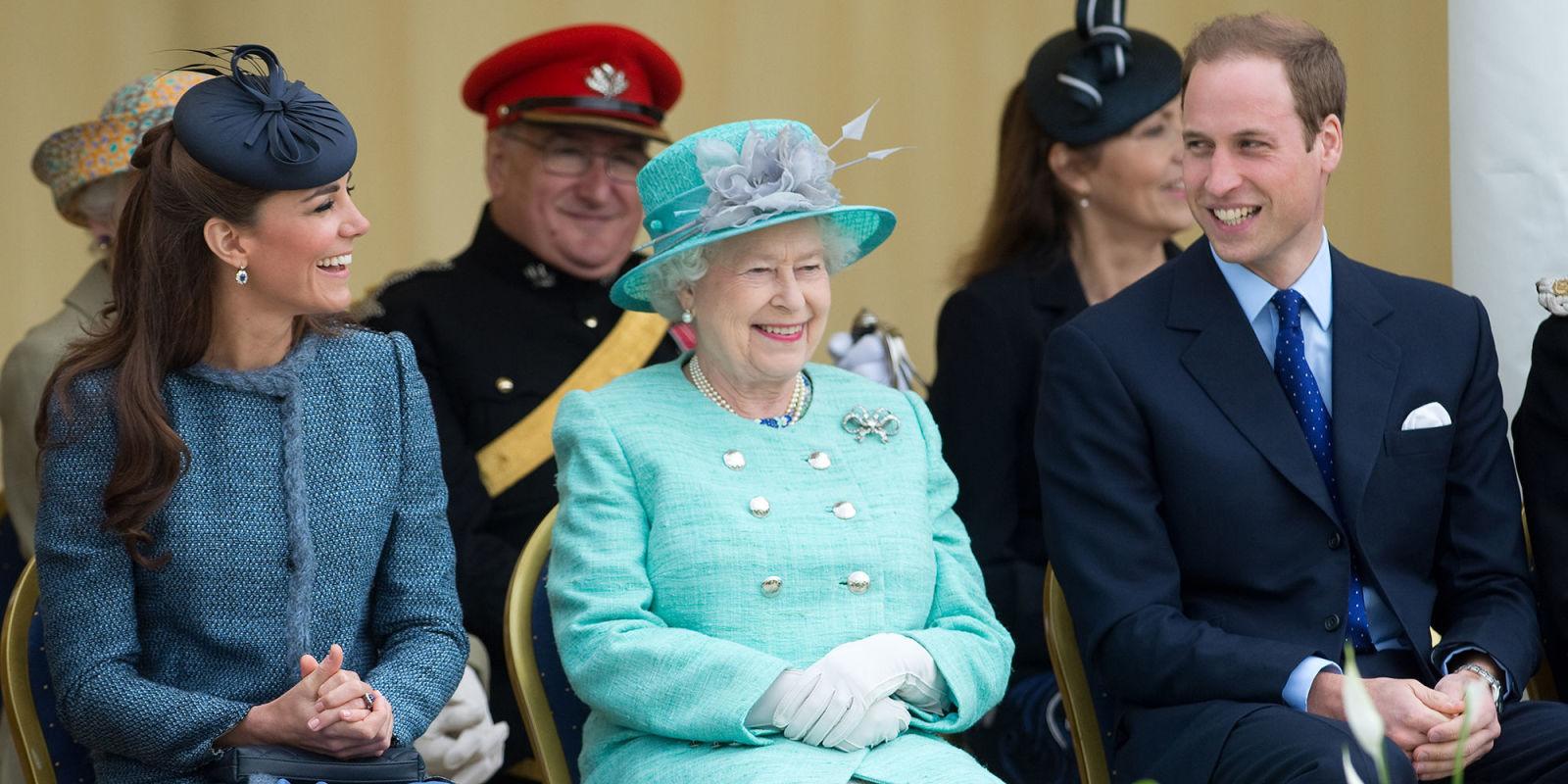 queen elizabeth and kate middleton relationship