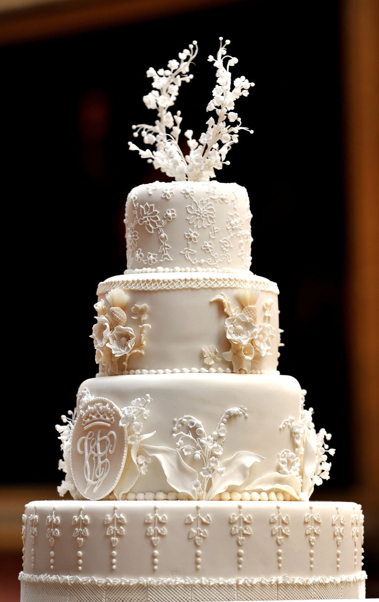 Wedding Cake Elle Uk