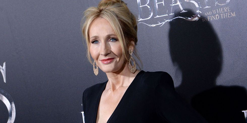 j k rowling perfectly shut down a mansplainer who told a new  j k rowling elle uk