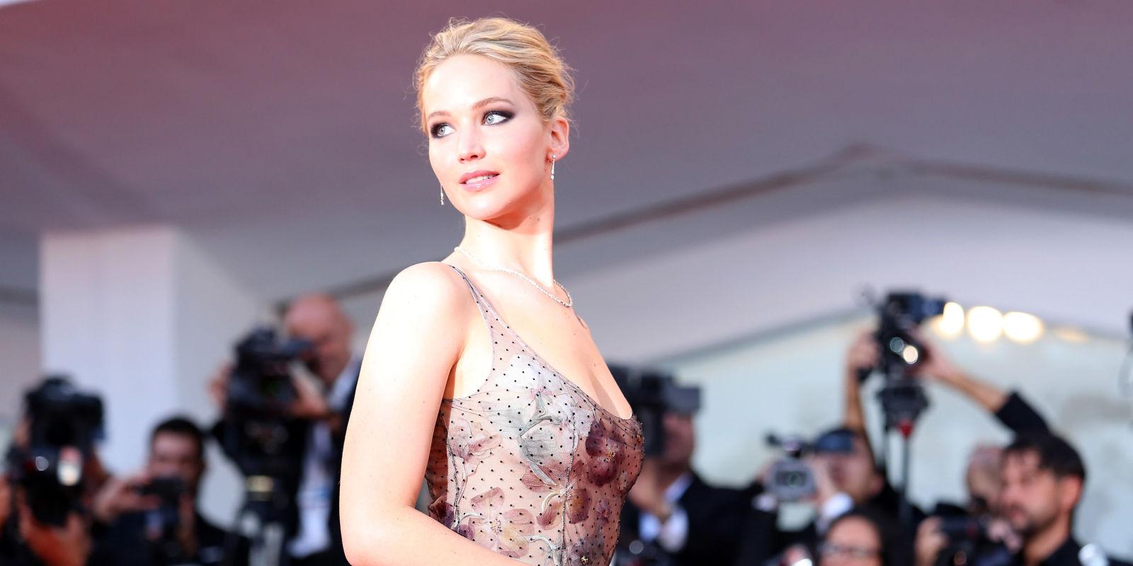 Jennifer Lawrence Dresses Style Fashion Celebrity Style