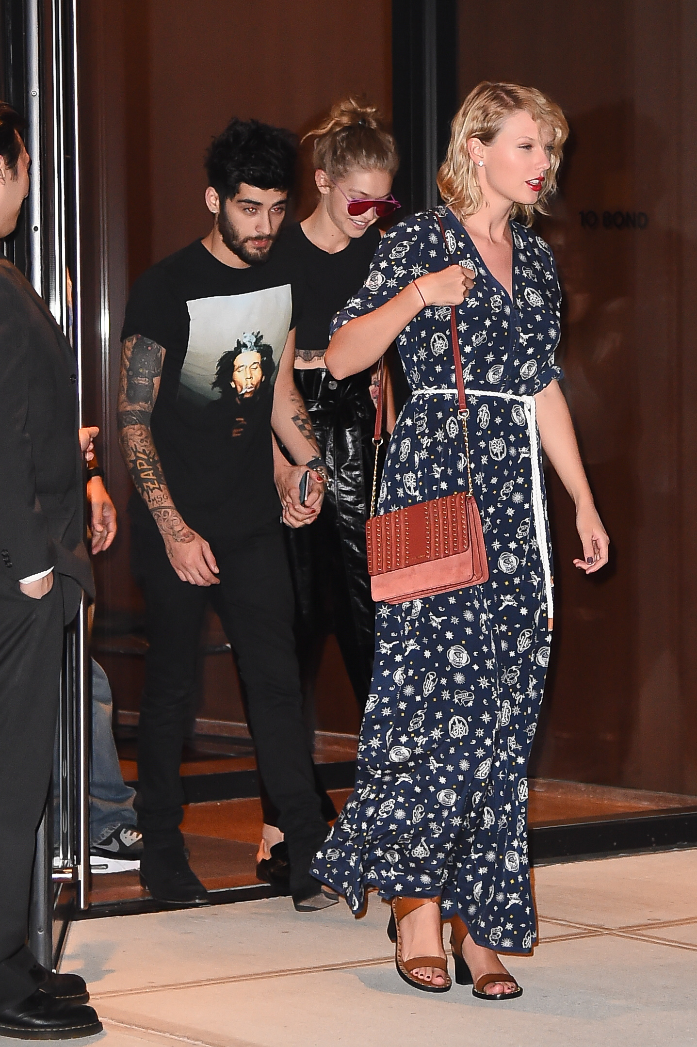 Zayn Malik Speaks Out About All The Taylor Swift Criticism